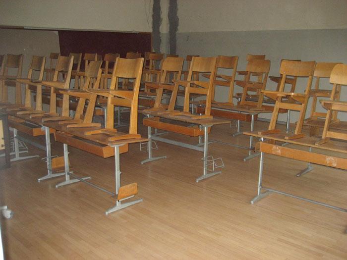 Schulbeginn 2008