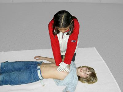 herzmassage ohne beatmung